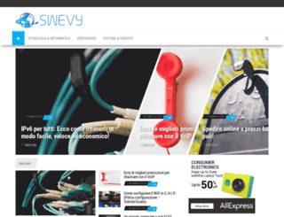 swevy.com screenshot