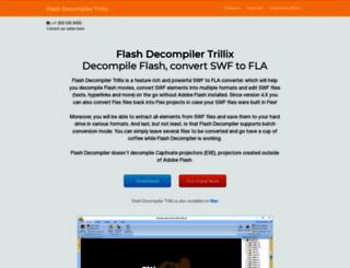 swf-to-fla.net screenshot