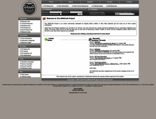 swgcraft.co.uk screenshot