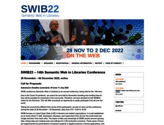 swib.org screenshot