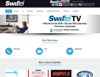 swiftel.net screenshot