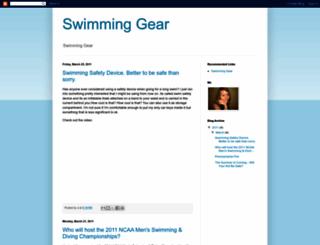 swimminggear.blogspot.com.br screenshot