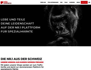 swiss-commerce.ch screenshot