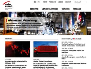 swiss-export.com screenshot