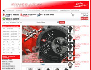swissarmyindonesia.com screenshot
