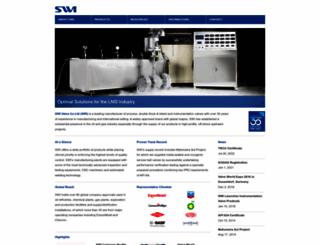 swivalve.com screenshot