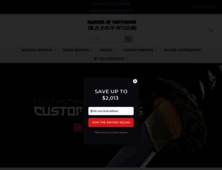 swordsofnorthshire.com screenshot