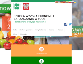 swseiz.pl screenshot