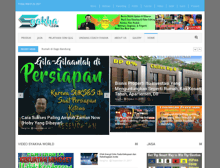 syakha.com screenshot