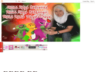 syasdina.blogspot.com screenshot