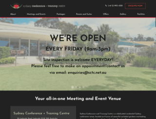 sydneyconference.com.au screenshot