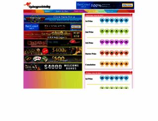 sydneypoolstoday.com screenshot