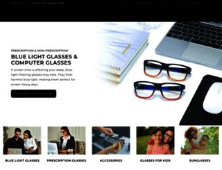 syghtglasses.com screenshot