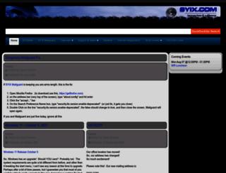 syix.com screenshot