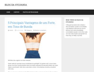 sylvania.com.br screenshot