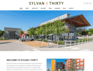 sylvanthirty.com screenshot