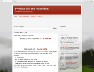 symbiangadget.blogspot.in screenshot