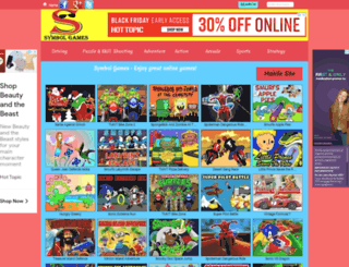 symbolgames.com screenshot