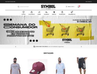 symbolstore.com.br screenshot