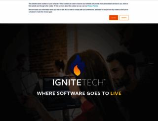 symphonycommerce.com screenshot