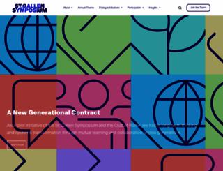 symposium.org screenshot