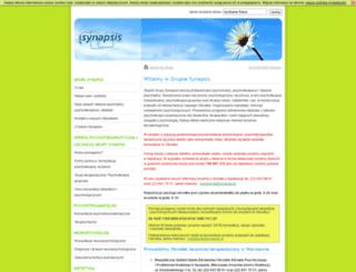 synapsis.pl screenshot