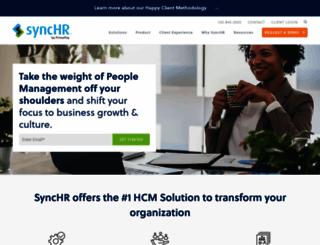 synchr.com screenshot