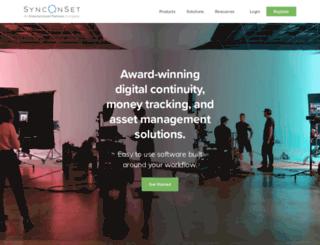synconset.com screenshot