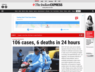 syndication.indianexpress.com screenshot