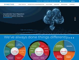 synectiks.com screenshot