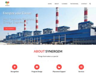 synergemindia.com screenshot