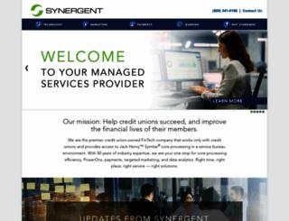 synergentcorp.com screenshot