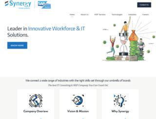 synergygbl.com screenshot