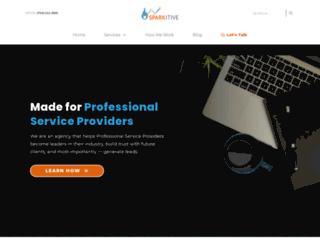 synergysquad.com screenshot