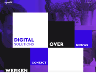 synetic.nl screenshot