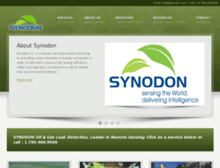 synodon.com screenshot