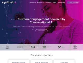synthetix-ec2.com screenshot