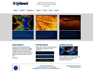syqwestinc.com screenshot