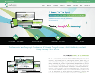 sysbitech.com screenshot