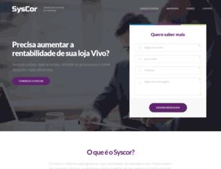 syscor.com.br screenshot