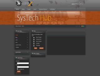 systech-soft.com screenshot