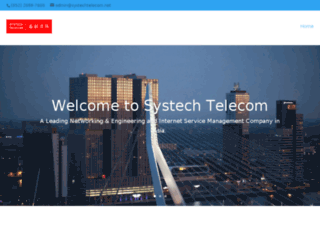 systechtelecom.net screenshot