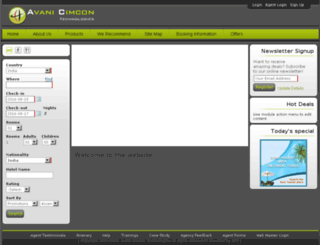 system-admin.zoraq.com screenshot