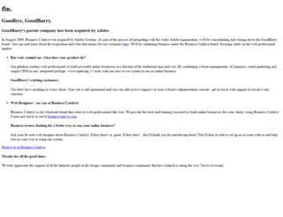 system.goodbarry.com screenshot