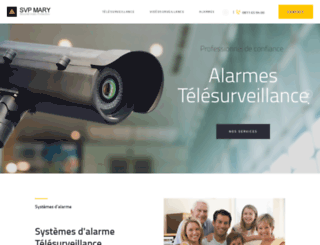systemes-alarmes.com screenshot
