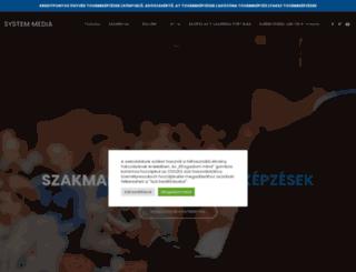 systemmedia.hu screenshot