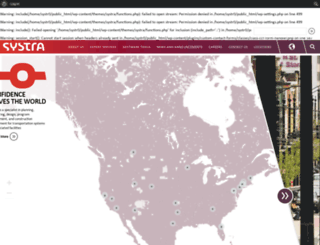 systraconsulting.com screenshot