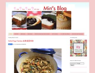 sze-min.blogspot.com screenshot
