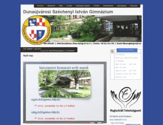 szig-dujv.hu screenshot