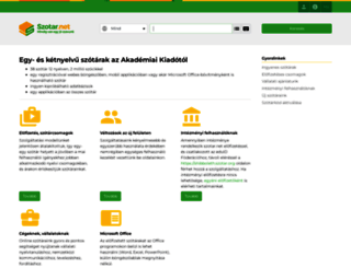 szotar.net screenshot